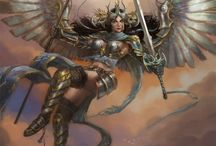 Fantasy Art / A collection of stunning Fantasy art. Artists are named wherever known - all artists and their copyrights are fully acknowledged, and cited where possible, but I have a lot of pins and I don't always know who created the piece! If you see a pin without an artist named and know who created it it PLEASE TELL ME IN THE COMMENT SO I CAN ACKNOWLEDGE THEM AS THE ARTIST! Thank you!!