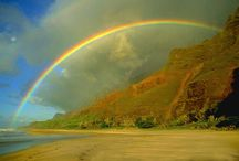 قوس قزح Rainbow