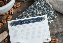 Recipe Cards Printables