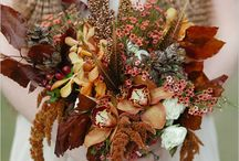 Weddings: Autumn / Spicy, savory, rich and romantic fall weddings