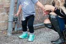 J'aime la mode pour mes bébés.
