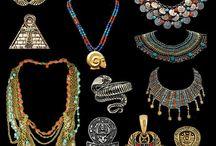 inspirações jóias / trabalho