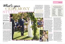 Feature On Weddings Magazine