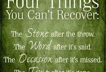 Gode ord og sitater
