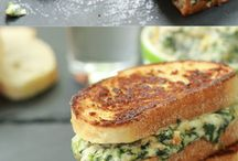 30 Ways to make a grilled cheese