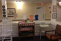 Baby changing station - Anna