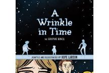 Graphic Novels / by MJ Library,