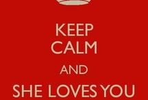 ♚keep calm♚ / Keep calm