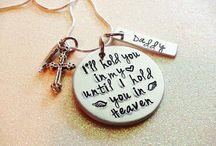 Memory necklaces
