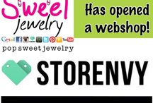 My Storenvy is up! / My stuff and testing how pinterest works (newby here)