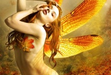 Fairies And Other Mystical Elements / by Fawn Beeley