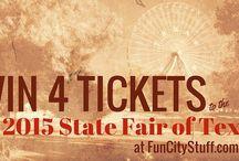 FunCity Stuff!! / Fun Places, Fun Food and Fun Stuff in the North Texas area!