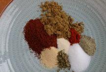 Homemade mixes and seasonings