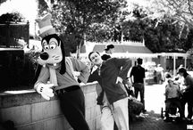 Goofy and Walt