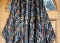 Бохо-юбка из квадрата
