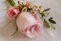 Corsages en bloemwerk