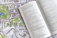 Literary Maps / Literary Maps