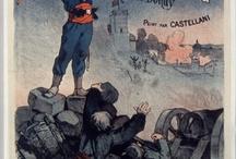 La commune de 1871 ,Paris,France .
