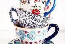 Teatime / Tea and tea accessories