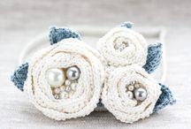 brooch crochet