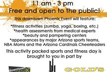 Phoenix Events & Happenings / Important events, news, gatherings and happenings throughout greater downtown Phoenix.