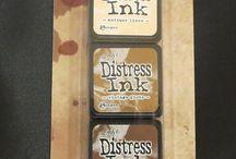 Art - Distress Ink