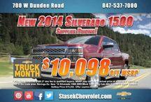 Bill Stasek Chevrolet Commerials