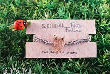 Macramè Bracelets / Nylon Cord Handmade Bracelets