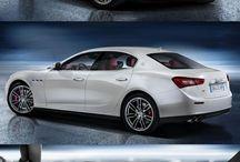 Cars Maserati