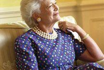 The Lovely Barbara Bush