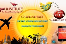 IATA courses from Riya Institute of Hospitality / Study IATA courses from Riya Institute. Build up your career and future. For details visit our website http://riyainstitute.com/