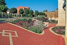 """Clay Paving   Clay Pavers   APC / """"Discover an exclusive variety in clay pavers and blocks at APC that gives you a perfect natural, earthy look to last a lifetime. Call us at 1800 191 131."""