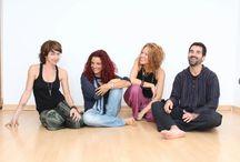 Efecto Yoga Málaga team