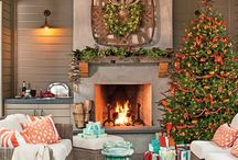 DIY-Christmas Decorating Ideas / Bring cheer to your house this holiday season with these easy decorating ideas. These amazing holiday home decorating ideas will add festive flair and cheer to any home this holiday season, from http://www.appliedthermalfluids.com/