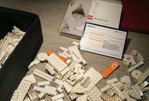 LEGO Architecture Award / LEGO® Architecture Studio been used during the workshop to help ignite their imagination and to explore new ways of designing in LEGO forms.  / LEGO Architecture Studio zostało wykorzystane podczas warsztatów by pomóc architektom zapalić swoją wyobraźnię i odkrywać nowe sposoby projektowania w formach LEGO.