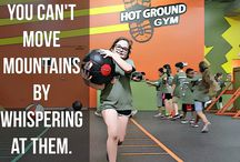 Inspiration for kids / Inspirational Pictures from Hot Ground Gym