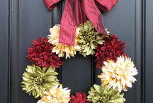 Wreaths / by Lauren Ponto