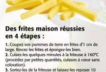 Recipes Potato Fries