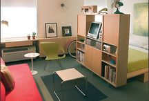 Decor - Small Spaces / by Carol Rodrigues