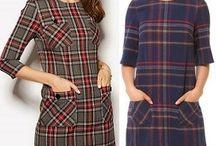 Vestidos / patrones