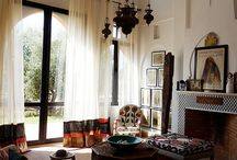 1715- Andalusian Inspired Modern