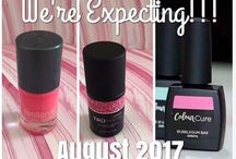 All new Colour Cure available 2nd of August 2017