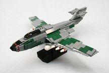 LEGO_NÁPADY_Letadla