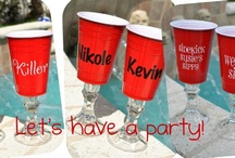 Solo Cup pins for Marie R.