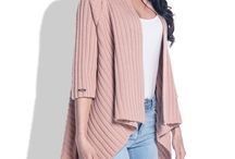 Chaquetas de punto de mujer / Jerséis y chaquetas de punto para mujer