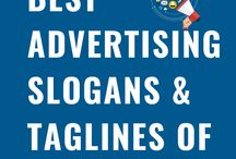 Best Advertising Slogans & Taglines of All The Time