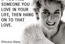 Princess Diana's Quotes