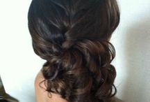 Bridesmaid Hair / by Kari Friedman