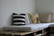 FLAT / Inspiration for flat decorating