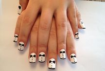 Nail Arts/ Nailpaints / The creativity to paint the nails is the USP of Women